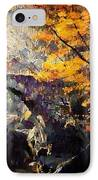 Colors Of Autumn IPhone Case by Gun Legler