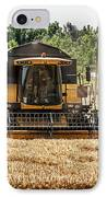 Combine Harvester IPhone Case by Georgia Fowler