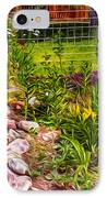 Country Garden IPhone Case by Omaste Witkowski