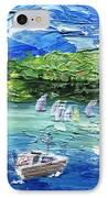 Darling Harbor II IPhone Case by Jamie Frier