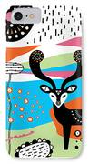 Deery Me IPhone Case by Susan Claire