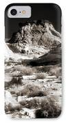 Desert Altar IPhone Case by John Rizzuto
