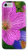 Details IPhone Case by Rona Black
