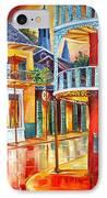 Divine New Orleans IPhone Case by Diane Millsap
