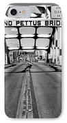 Edmund Pettus Bridge IPhone Case by Danny Hooks