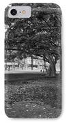 Embraced By Trees IPhone Case by Douglas Barnard