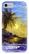 End Of The Day IPhone Case by Darice Machel McGuire