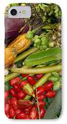 Exotic Fruits IPhone Case by Carey Chen