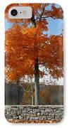 Fading Glory IPhone Case by Philip Hartnett