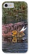 Family Affair IPhone Case by Skip Willits