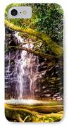 Fantasy Forest IPhone Case by Karen Wiles