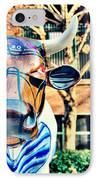 Fierce IPhone Case by Emily Kay