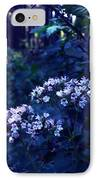 Fifty Shades Of Purple IPhone Case by Lucy D