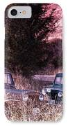 Final Resting Place IPhone Case by Anna Marie Burdette