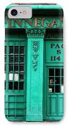Finnegans Of Savannah IPhone Case by John Rizzuto