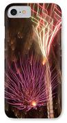 Fireworks IPhone Case by Aimee L Maher Photography and Art Visit ALMGallerydotcom