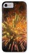 Fireworks IIi IPhone Case by Tiffany Erdman
