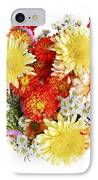 Flower Bouquet IPhone Case by Elena Elisseeva