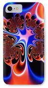 Flower Power IPhone Case by Ian Mitchell
