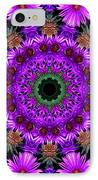 Flower Power IPhone Case by Kristie  Bonnewell