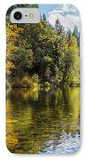 Fly-fishin IPhone Case by Randy Wood