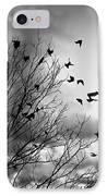 Flying Birds IPhone Case by Elena Elisseeva