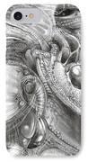 Fomorii Aliens IPhone Case by Otto Rapp