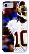 Football - Rg3 - Robert Griffin IIi IPhone Case by Paul Ward