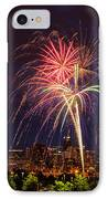Fourth Of July IPhone Case by John K Sampson
