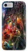 Foxglove Ball IPhone Case by Aimee Stewart