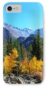 Framed In Gold IPhone Case by Tranquil Light  Photography