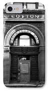 Free Mason's Hall IPhone Case by John Rizzuto