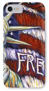 Freedom IPhone Case by Linda Mears