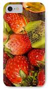 Fresh Fruit Salad IPhone Case by Tomi Junger
