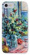 Fresh Spring IPhone Case by Leonard Holland