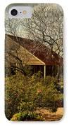 Garden Fantasy IPhone Case by Linda Unger