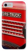 General Motors Truck IPhone Case by Thomas Young