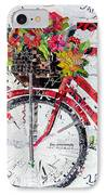 Get Your Spring Fix IPhone Case by Suzy Pal Powell