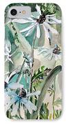 Good Morning IPhone Case by Mindy Newman