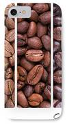 Grades Of Coffee Roasting IPhone Case by Jane Rix