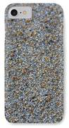 Grainy Sand IPhone Case by Michael Mooney