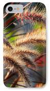 Grass Ears IPhone Case by Elena Elisseeva