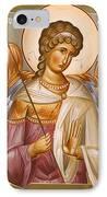 Guardian Angel IPhone Case by Julia Bridget Hayes