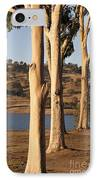 Guardians Of The Lake IPhone Case by Linda Lees