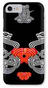 Halloween Party By Jammer IPhone Case by First Star Art