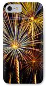 Happy Fourth Of July   IPhone Case by Saija  Lehtonen