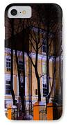 Haunted House IPhone Case by Alexander Senin