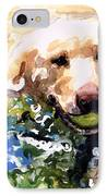 Head Above Water IPhone Case by Molly Poole