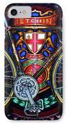 Hetchins IPhone Case by Mark Howard Jones