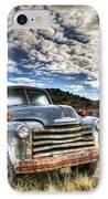 High Miles IPhone Case by Eddie Yerkish